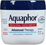Aquaphor Healing Ointment Advanced Therapy, 14-Ounce Jars (Pack of 2)