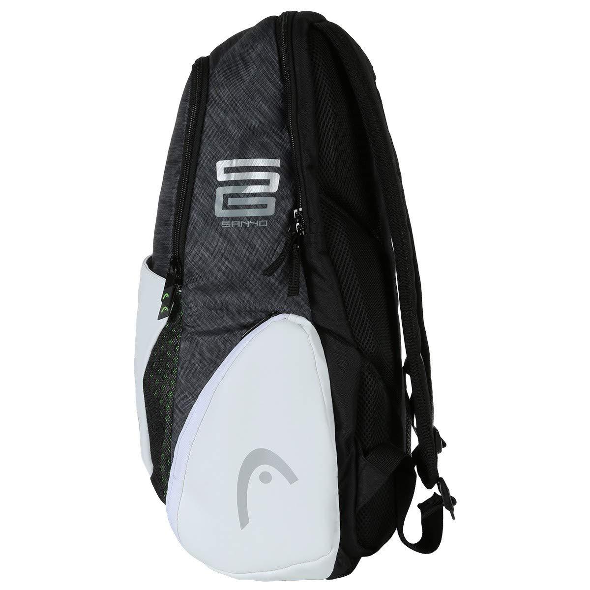 Head Mochila Padel Alpha SANYO Backpack: Amazon.es: Deportes y aire libre