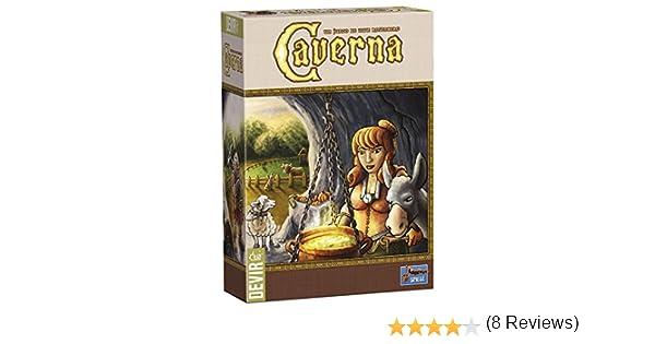 Devir - Caverna (BGCAVSP): Amazon.es: Juguetes y juegos