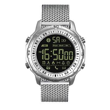 Sport Smartwatch, IP67 impermeable al agua inalámbrico 4.0 ...
