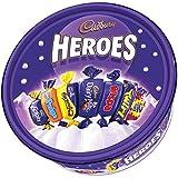 Cadburys Heroes Chocolate Tub 660g British Chocolate