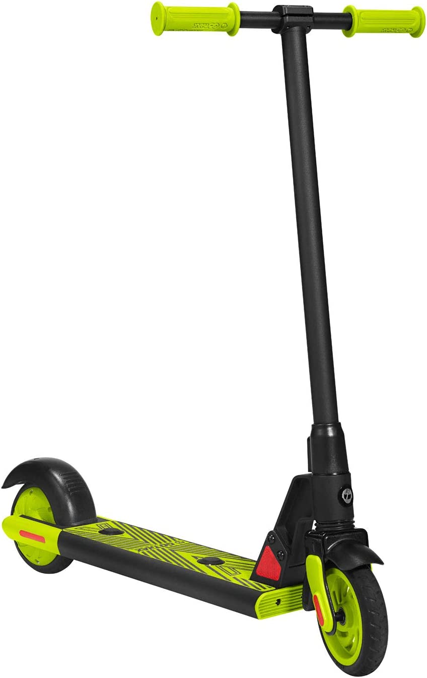 GOTRAX GKS Electric Scooter for Kids – 7.5mph – 4mi Range – 6 Wheels