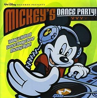 8ff416dd715 Disney - Mickey s Dance Party - Amazon.com Music