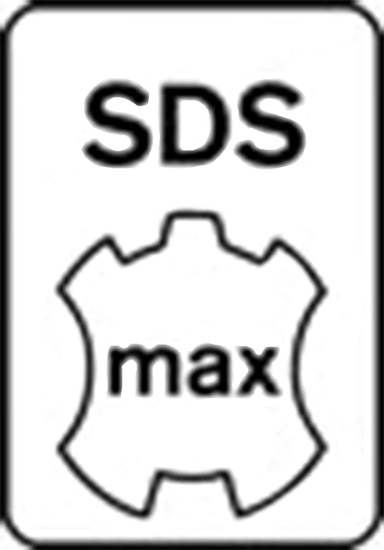 HAWERA Flachmeißel 400mm x 25mm SDS-MAX Meißel