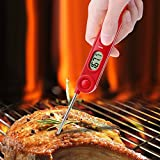 ThermoPro TP03A Digital Food Cooking Thermometer Instant Read Meat Thermometer for Kitchen BBQ Grill Smoker