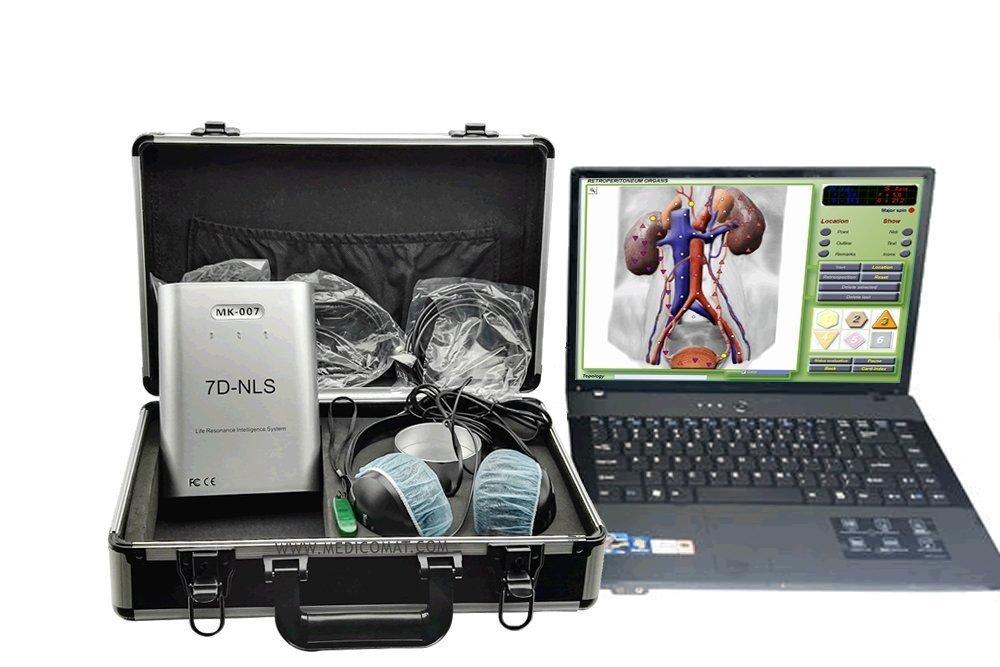 Family Therapy Services Medicomat Remote Bioresonance 7D-NLS Computer USB Gadgets