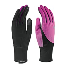 Nike Womens Printed Dri-Fit Tailwind Run Gloves
