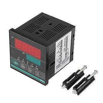 Controlador de Temperatura, Termostato Digital, AV220v, 3A, Para Energía Eléctrica, Industria