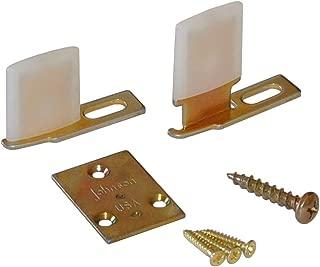 product image for Johnson Hardware 2041PLBG Hidden Pocket Door Guide