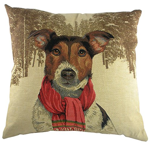 Woodland Jack Pillow Cover