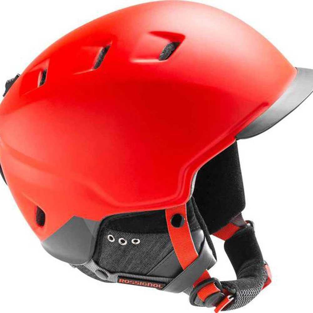 ROSSIGNOL(ロシニョール)スキー スノーボード ヘルメット PURSUIT S - RED BLAZE RKFH202 B077TN86HZ  RED LXL