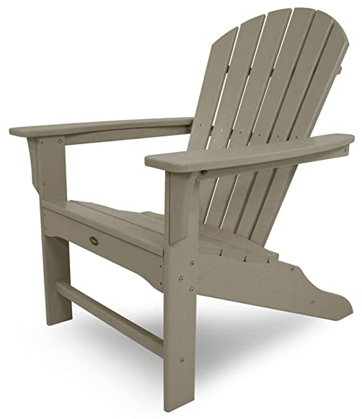 Amazon.com : Trex Outdoor Furniture Cape Cod Adirondack Chair ...
