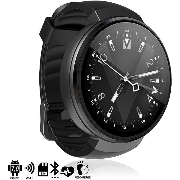 DAM TEKKIWEAR. DMZ010BK. Smartwatch Phone Ak-Z28 4G con ...