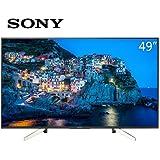 【国美年末大促】索尼(SONY) KD-49X7500F 49英寸 4K超清电视 LED液晶 彩电 智能安卓7.0 黑色【大牌低价 品质保证】