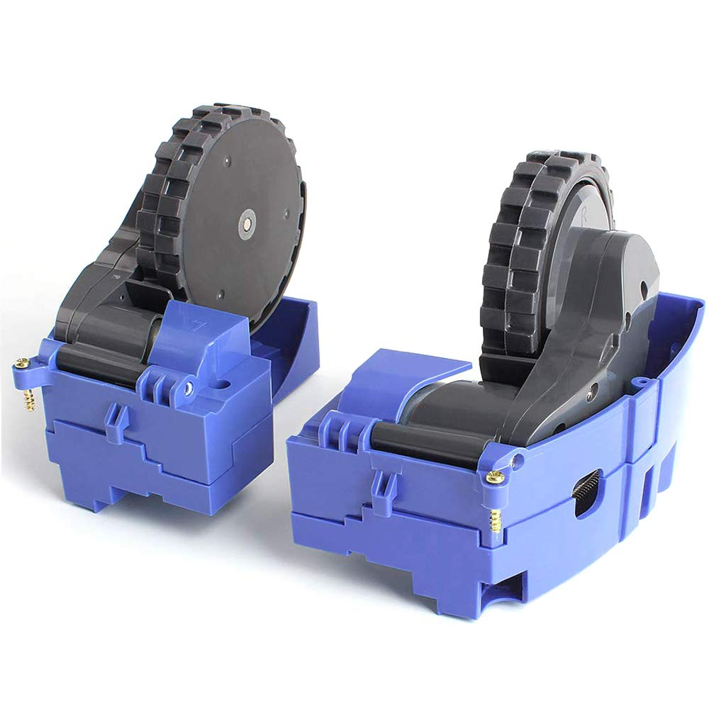 Mountain god Right Lift Drive Wheel Module Pair Replacement for iRobot 500 600 700 Seriers - Vacuum Cleaner Replenishment Parts Wheel Module by Mountain god