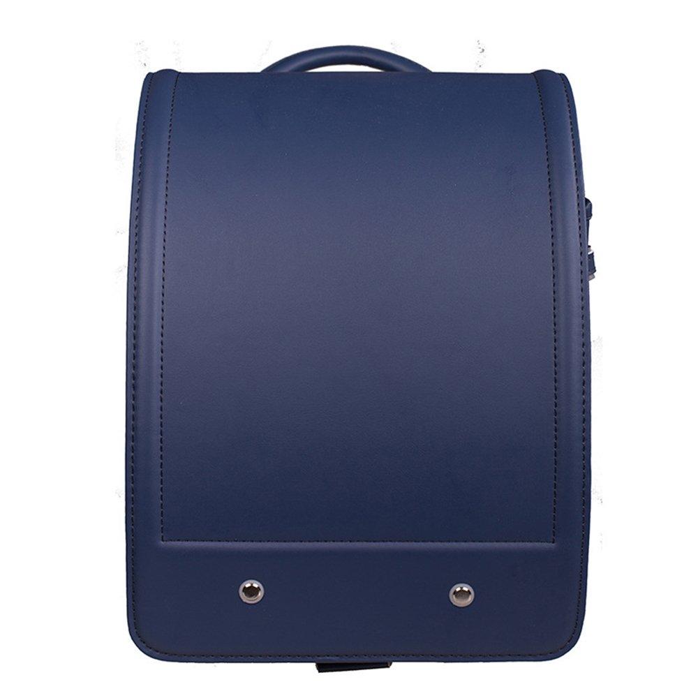 子供のバックパック、ランドセル、圧力低下、脊椎、バックパック カジュアル防水の保護 … (蛍光イエロー)  蛍光イエロー B06XVF2TYC