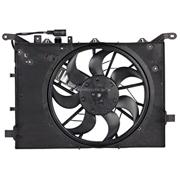 New Cooling Fan Assembly Volvo V70 S80 2002-2003 VO3115109 306805474
