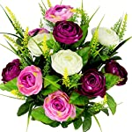 Admired-By-Nature-22-Stems-Artificial-Ranunculus-Fillers-Mixed-Flowers-Bush-for-Home-office-Restaurant-Wedding-Decoration-LilacOrchidCream