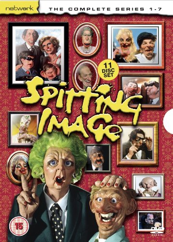 Philips Standard Televisions - Spitting Image: Complete Series [Region 2]