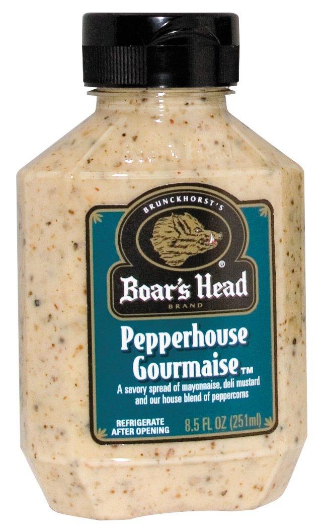 Boar's Head Pepperhouse Gourmaise, 8.5 oz