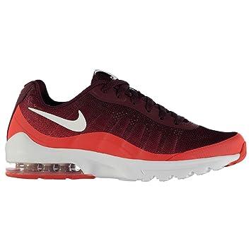 Nike Air Max invigor Training Schuhe Herren rotweiß Fitness