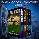 The Dane Maddock Adventures: Volume 1 | David Wood
