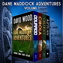 The Dane Maddock Adventures: Volume 1 Audiobook by David Wood Narrated by Jeffrey Kafer