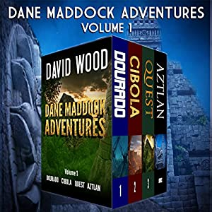 The Dane Maddock Adventures Audiobook