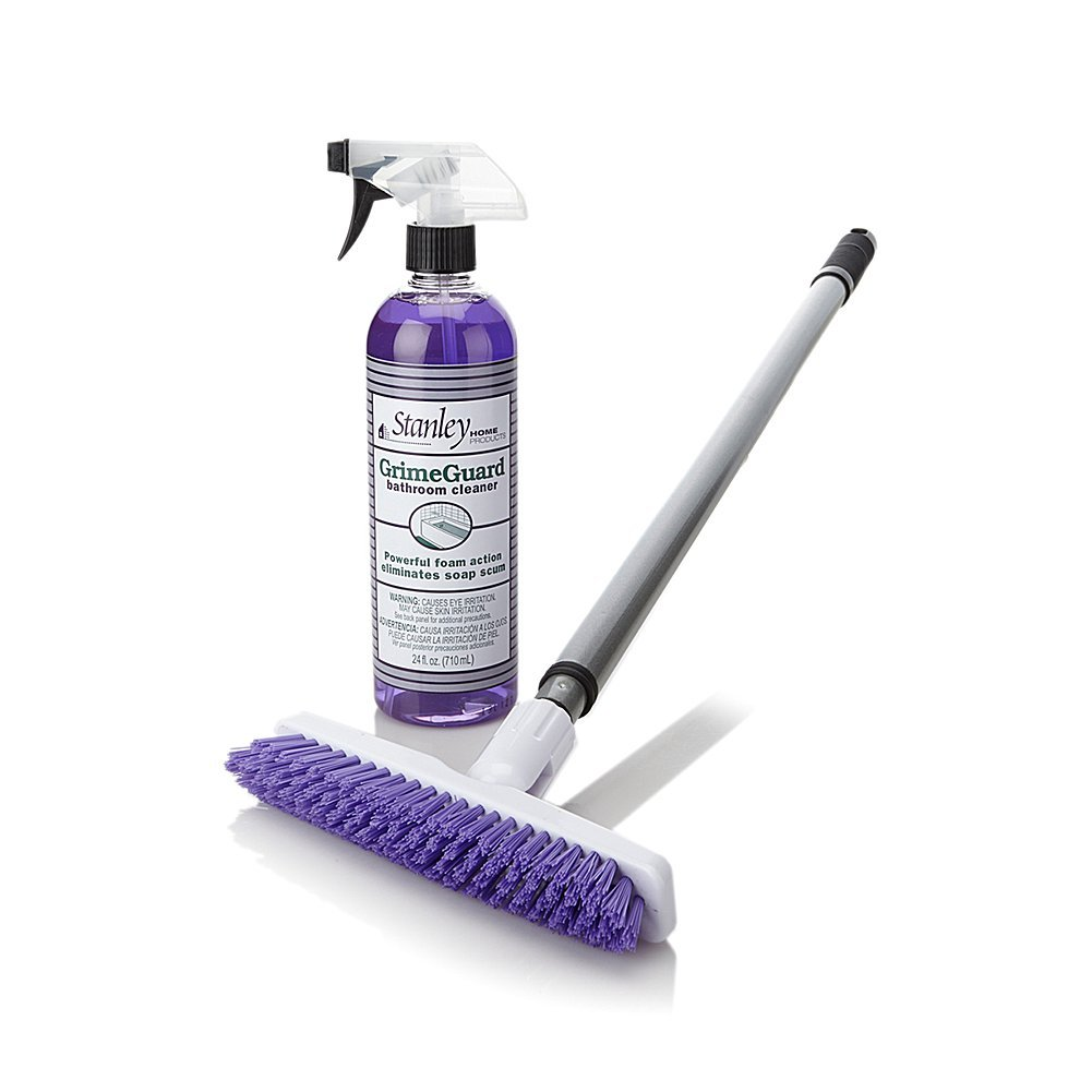Amazoncom Stanley Home Products GrimeGuard Bathroom Cleaning Kit - Supplies for cleaning bathroom