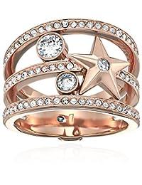 Michael Kors Beyond Brilliant Celestial Rose Gold-Tone Ring
