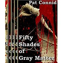 50 Shades of Gray Matter (Book 1 - Book 5) (The Swordsman Series)