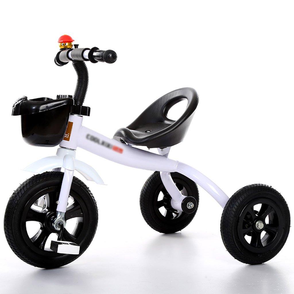 子供用トライク、三輪車の乗り物バイク、赤ちゃんの滑り自転車、おもちゃの自転車、自転車の子供、フットペダルの3つの車輪 (色 : C) B07DW4H8D7C