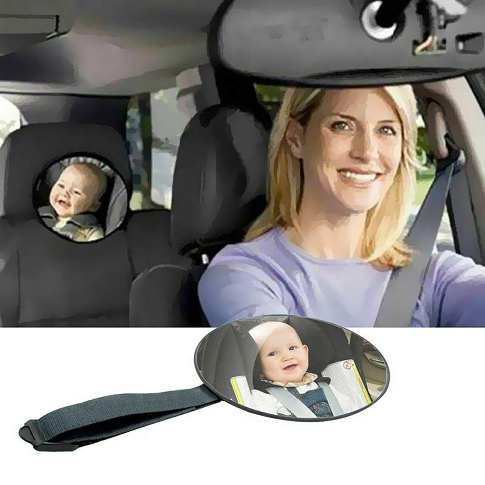 JiuRong Espejo retrovisor para beb/é para Cuidado de ni/ños