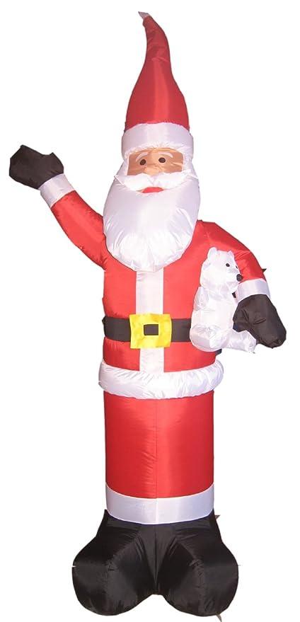 Amazon.com: Erwin Césped Decoración de Navidad gigante 8 ...