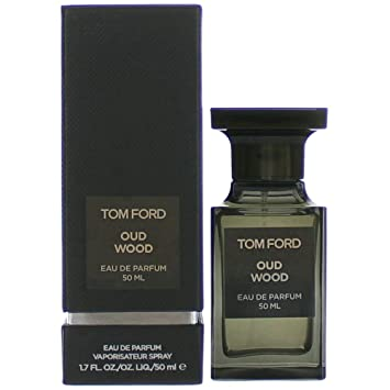 4daf5bf45a66 Amazon.com   Tom Ford Private Blend Oud Wood Eau De Parfum Spray - 50ml  1.7oz   Tom Ford Oud Wood For Men   Beauty