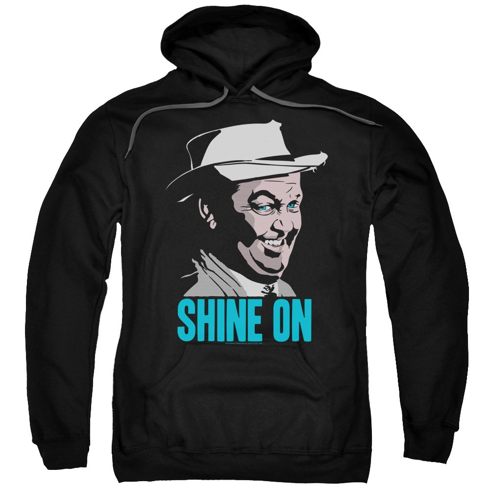 Andy Griffith - - Herren Shine On Pullover Hoodie