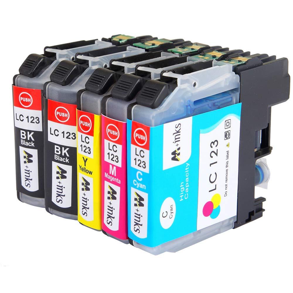 Abcs Printing Reemplazo para LC223 Cartuchos de Tinta Alta Capacidad Compatible para Brother DCP-J562DW DCP-J4120DW MFC-J480DW MFC-J4420DW MFC-J5320DW ...