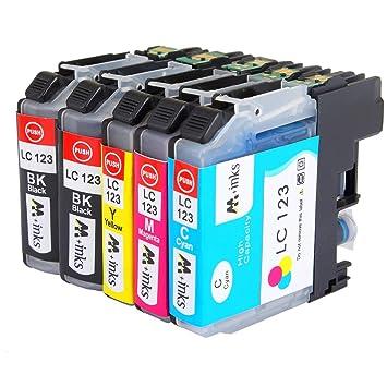 Abcs Printing Reemplazo para LC223 Cartuchos de Tinta Alta ...