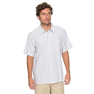 Quiksilver Waterman Men's Cane Island Button Down Shirt: Clothing