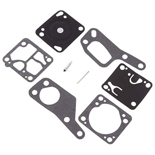 B Blesiya Kit de Reparación de Carburador Sierra de Cadena ...