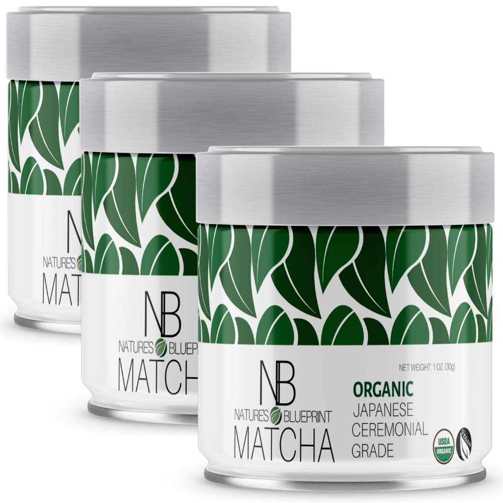 B06XPPF616 Matcha Green Tea Powder-3 Pk-Organic Japanese Ceremonial Grade Straight from Uji Kyoto, Premium Quality-3 oz BUNDLE contains Powerful Antioxidant Energy for NON-GMO Health. … 61iNVBMiCsL