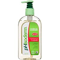 pHisoderm Clinical Facial Cleanser for Blemish-Prone Skin, Soap Free, Dermatologist Tested, 225ml