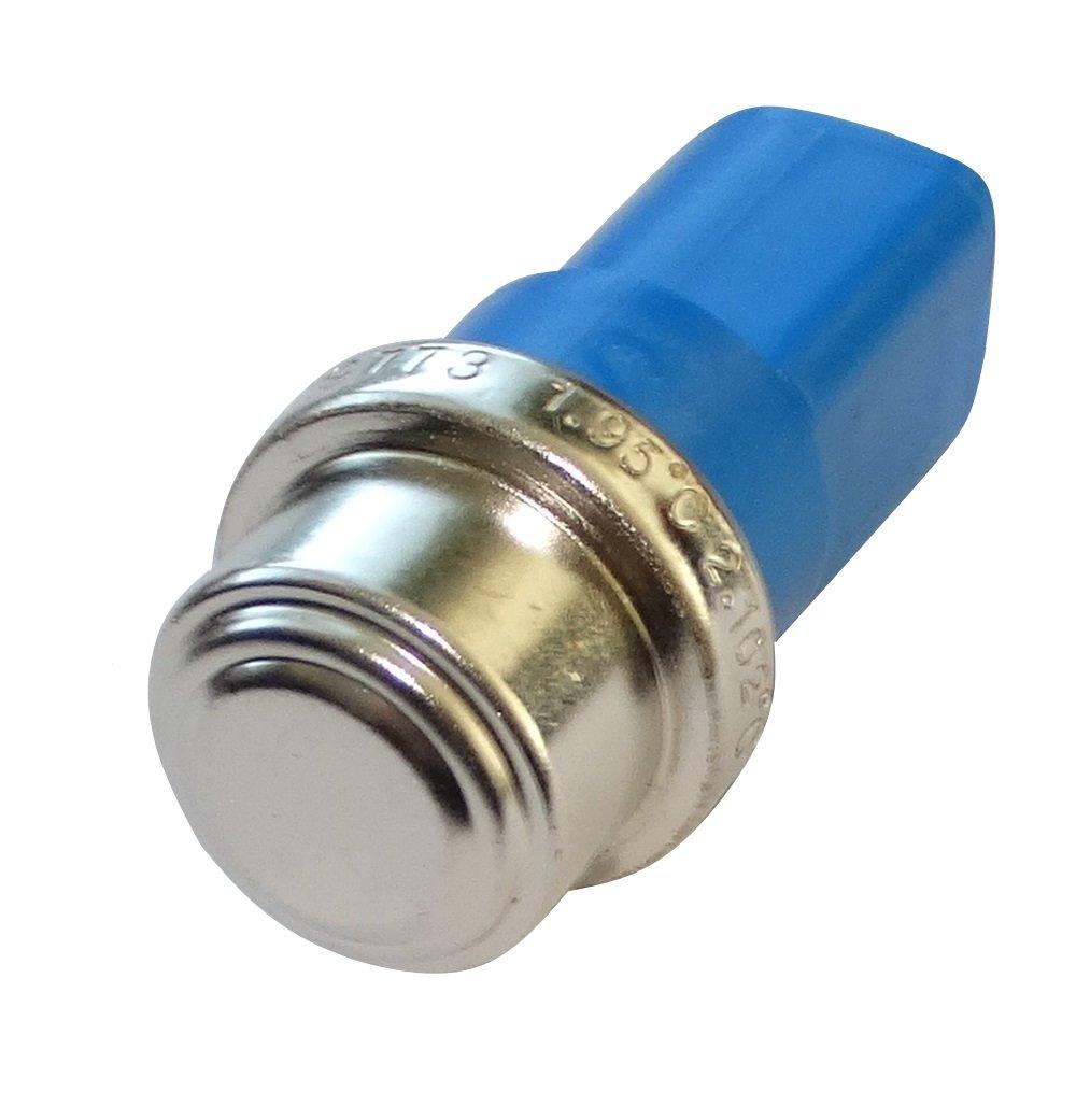 AERZETIX: Interruptor de temperatura del ventilador del radiador C40464 compatible con 8D0959481B C40464 : AN330