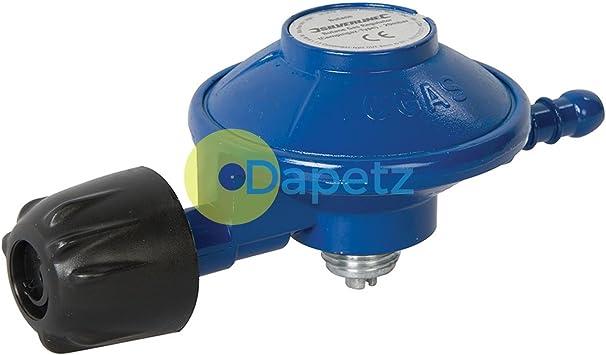 Dapetz® Regulador de Gas Butano (Campingaz-Type) 29 ...
