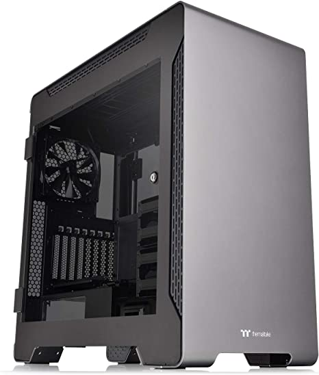 Thermaltake A700 Aluminum Tempered Glass Edition Full Tower Chassis / Cajas de PC: Thermaltak: Amazon.es: Informática