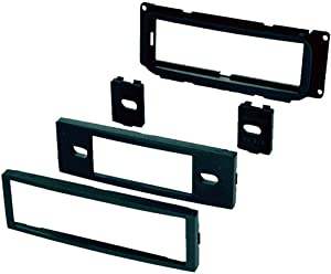 Ai CDK640 Single DIN Installation Dash Kit for Select 1998-2010 Chrysler/Dodge/Jeep Vehicles