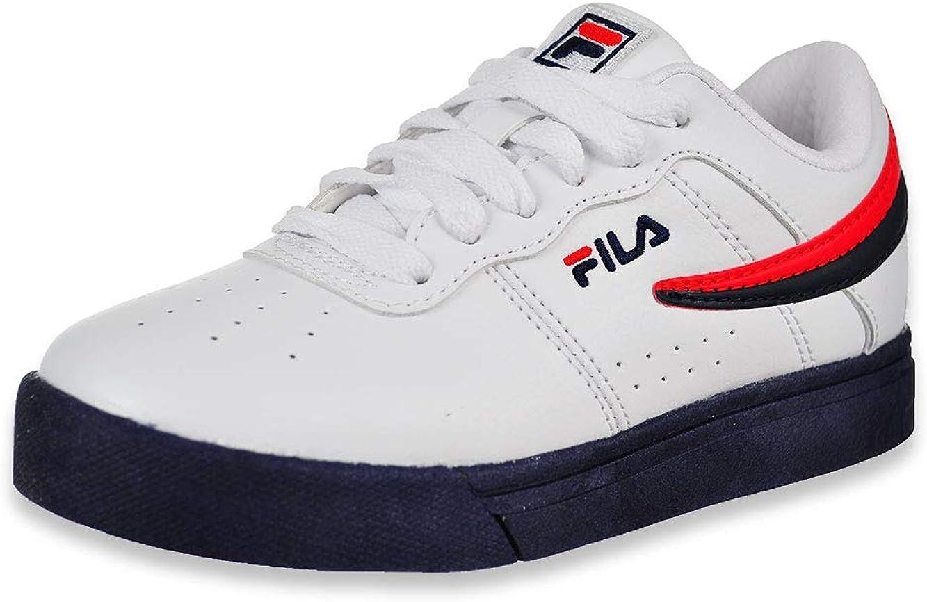 Fila Kids Vulc 13 Low Sneaker (Big Kid