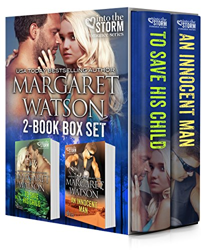 Into the Storm Bundle (To Save his Child, An Innocent Man) cover