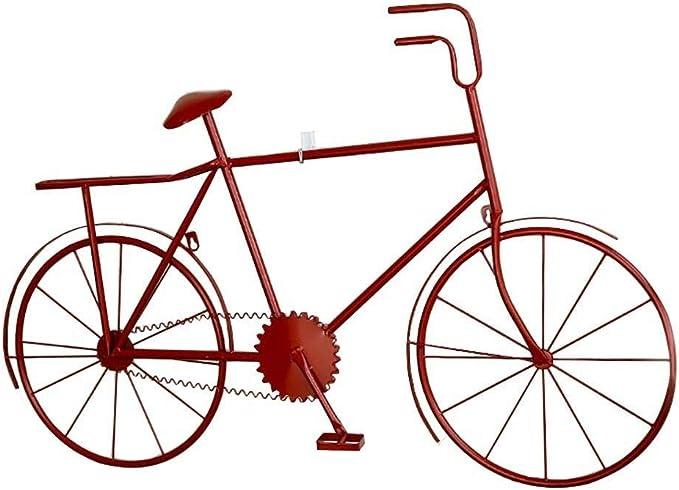 YYHSND Tapices, Modelo De Bicicleta Vintage De Hierro Forjado ...