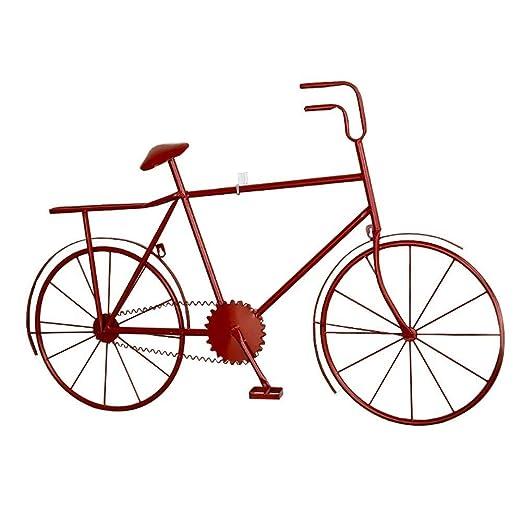 KTYXDE Tapices, Modelo De Bicicleta Vintage De Hierro Forjado ...